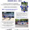affiche inscription majorettes